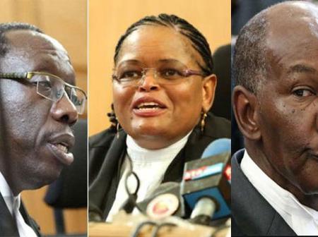 Angry Analysts Kisiangani&Manyora Furiously Reacts To Ongoing CJ Interviews Leaving This Sad News