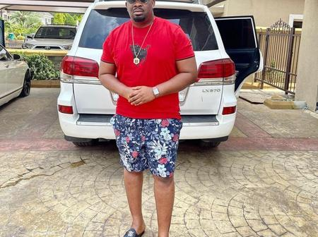''Forget About My Nipple, Legs, And Head'' This Is How Don Jazzy Wants To Celebrate His Birthday