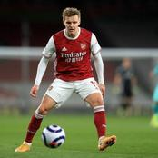 4 Arsenal Players Who Can be Sold to Fund Martin Odegaard's Huge Transfer Fee