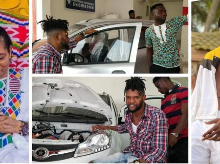 I will take my Money from Fameye to buy Kantanka Car - Ogidi Brown Storms Apostle Safo's Showroom