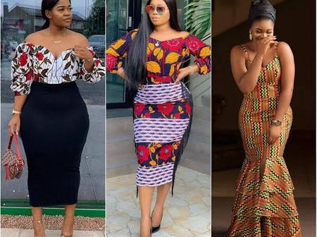 Look Like Queen On Your Next Occasion By Rocking Any Of These Ankara Outfits