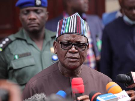 Benue Military Operation: Ortom Appeals for Ceasefire