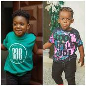 Meet The 5 Ghanaian Celebrities Whose Sons Have Dreadlocks - See Some Beautiful Photos Of Them