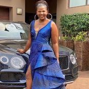 CONFIRMED! Is Millionaire lady Mamkhize really joining Uzalo?