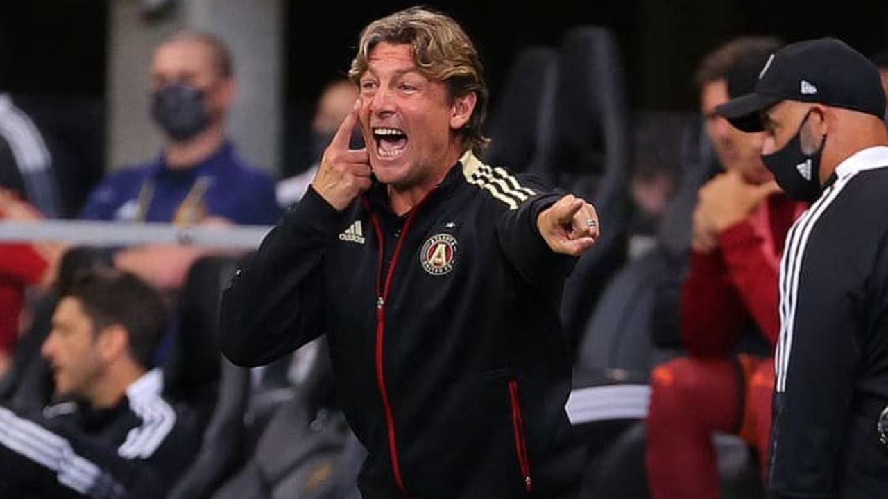 Rob Valentino appointed as Atlanta United interim head coach