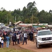 Uhuru's First Mt Kenya Visit After BBI Sparks Reactions