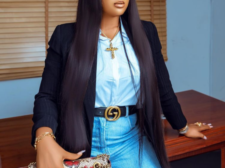 Rachael Okonkwo Stuns With Her Classy And Beautiful Ways Of Dressing