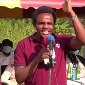 CAS Zack Kinuthia Acknowledges Ruto's Supremacy in Mt Kenya Region Calling People to do This in 2022