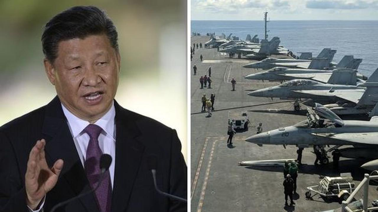South China Sea fury: Beijing military bases 'vulnerable to attack' amid growing tensions