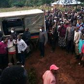Panic In Baringo As 6 Government Officials Are Killed In A Bush After Being Abducted From a Village