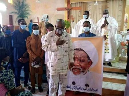 Religious Tolerance: Muslim Shi'ites Join Christian Faithfuls In Church To Celebrate Easter