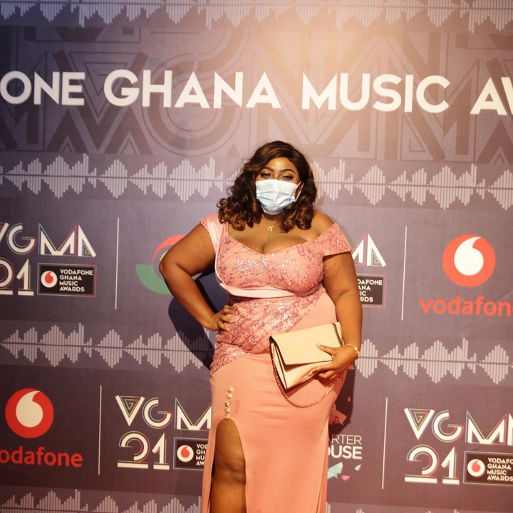 2b5dadaeae0ccf08f090f841279cbf03?quality=uhq&resize=720 - As Usual They Went There To Slay! Checkout Some Beautiful Outfits Your Female Celebs Wore To VGMA21