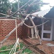 WINDSTORMS CAUSE INFRASTRUCTURAL DAMAGES AT TSHILIDZINI HOSPITAL(limpopo)