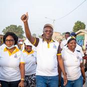 Législatives 2021 à NIAKARA : Dr. GUIBESSONGUI prône la cohésion et le rassemblement