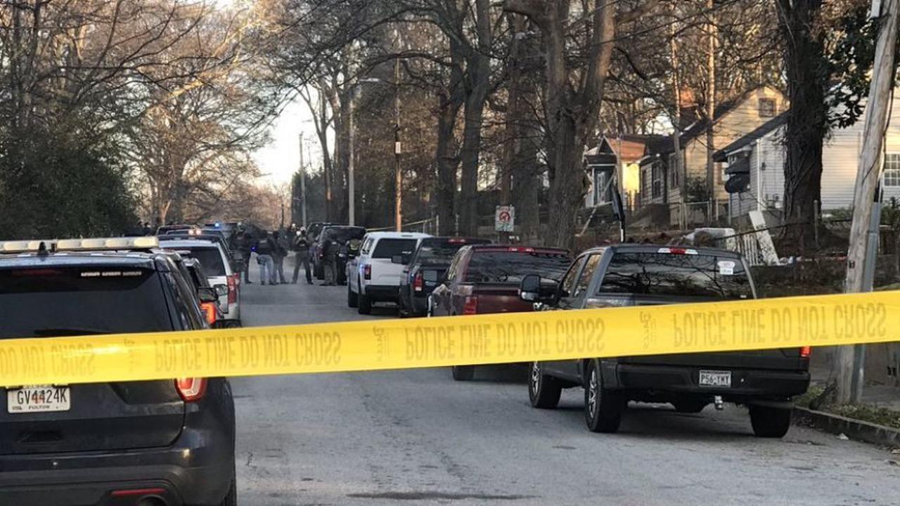 GBI investigating shooting in southwest Atlanta involving U.S. Marshals