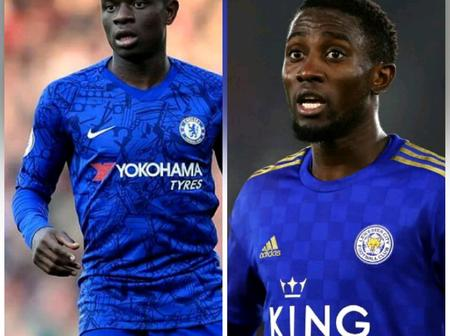 Kante Vs Ndidi-Who Is A Better Player? (Check Out Their Stats).