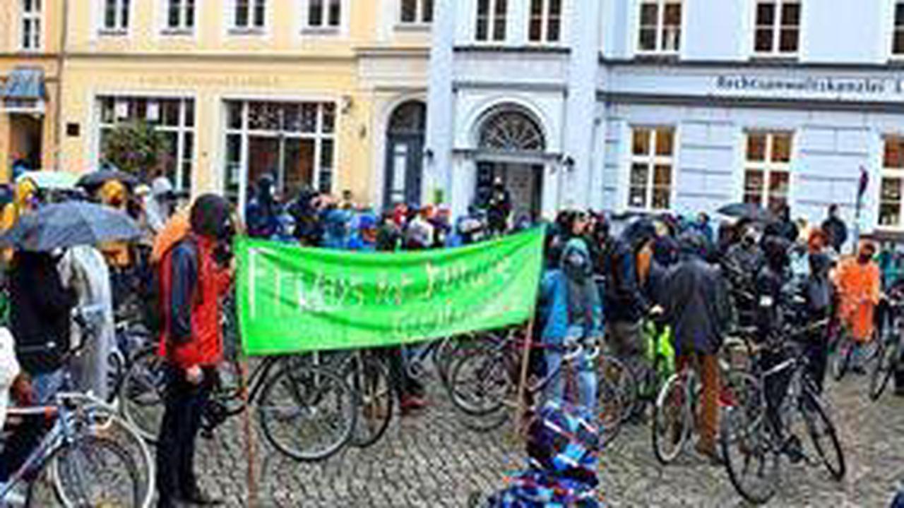 Klimademo in Greifswald: Hier ist mit Verkehrseinschränkungen zu rechnen
