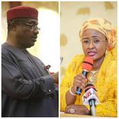 Today's Headlines: Aisha Buhari Breaks Silence, Nigeria sitting on keg of Gun Powder, Sen Ohuabunwa