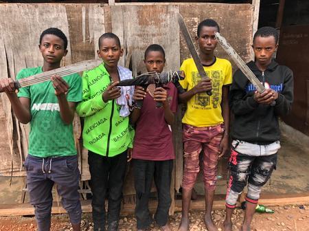 Two More Members Of Teenage Highway Robbery Gang Caught In Ogun, Arrested In Lokoja