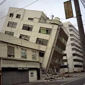 The Cause of the Earthquake that Scared Most Kenyans in Nairobi and Mombasa
