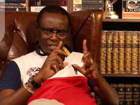 Mutahi Ngunyi's Take On IMF's Loan to Kenya And Kenyans Petition to IMF To Stop Loaning The Country