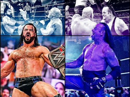 Meet The Only 2 WWE Superstars That Have Ever Defeated Brock Lesnar And Gold Berg On A Singles Match