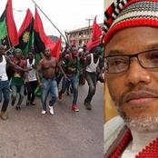 Kanu Issues Strong Warning Hours After ESN Arrested Notorious Bandit In Benue, See What He Said Now