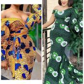 Classy Ladies, Here Are Gorgeous Styles Of Ankara Wears.