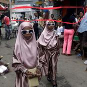 """""""They Killed It""""- Check Out what Girls in Hijab were Spotted Wearing that Got Reactions"""