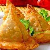 I Use This Recipe To Cook Samosas With Minced Meat