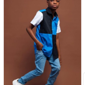 Wizkid's First Son, Tife Shows Off Rapping Skills (Video)