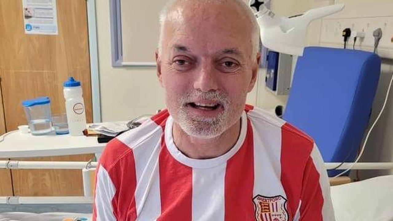 'Fit and healthy' Selsey biker now unable to walk or talk after stroke - and his family need help paying 'horrendous' therapy costs