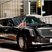 U.S. Presidential Limousine 'The Beast' Unique Features Unknown to Many
