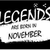 Interesting facts about people born in November.