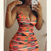 Beautiful Ladies, Look Charming In These 40 Random Ankara Outfits This March