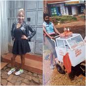 Kenyan University Graduate Hawking Boiled Eggs Goes Viral, Politician Offers to Support Her