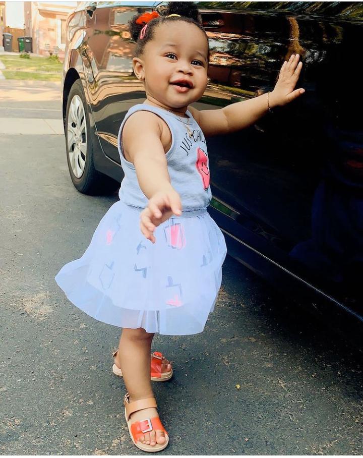 Between Browny's daughter Ugochalacha and Queen Okoye's daughter Oluchi, who is more adorable? 12