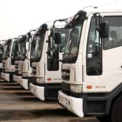 Ayade takes delivery of more trucks for agro-industrial revolution