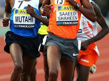 Meet the World Record Holder in 3000m