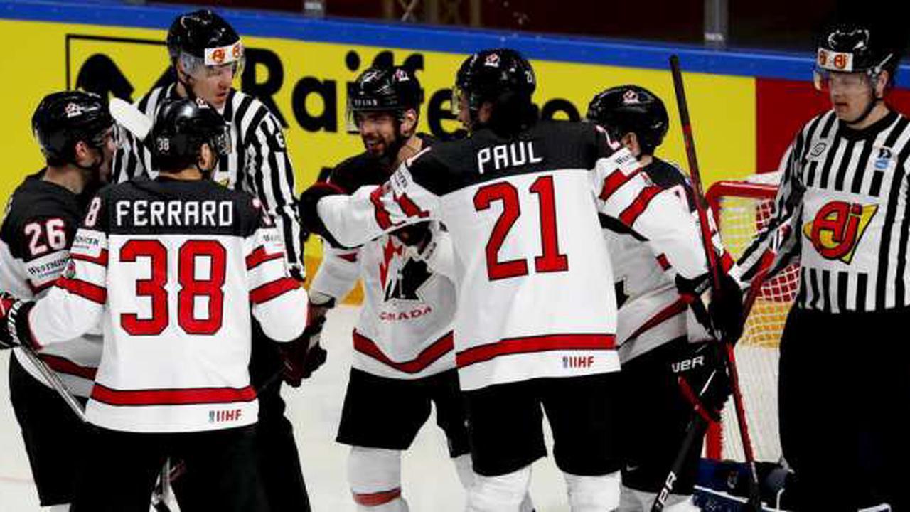 Eishockey WM: Kanada schlägt die USA und zieht in den Final ein