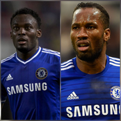 List of 6 African Players That Played For Chelsea