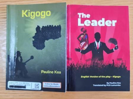 Kenyans React After PLO Lumumba Translates Popular Swahili Set Book To English