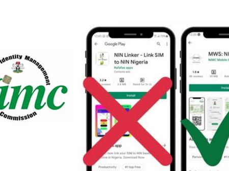 Beware Of Downloading Fake App, This Is What You Should Note When Downloading NIMC Original App