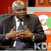 Governor Kibwana Hints at Working With Raila Odinga