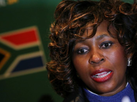 Corruption is ANC's 'official policy' - claims Makhosi Khoza