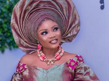 The Best And Latest Eye-Catching Nigerian Gele Styles And Fashion