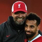 Mohamed Salah: Liverpool boss Jurgen Klopp could recall forward for the Champions League