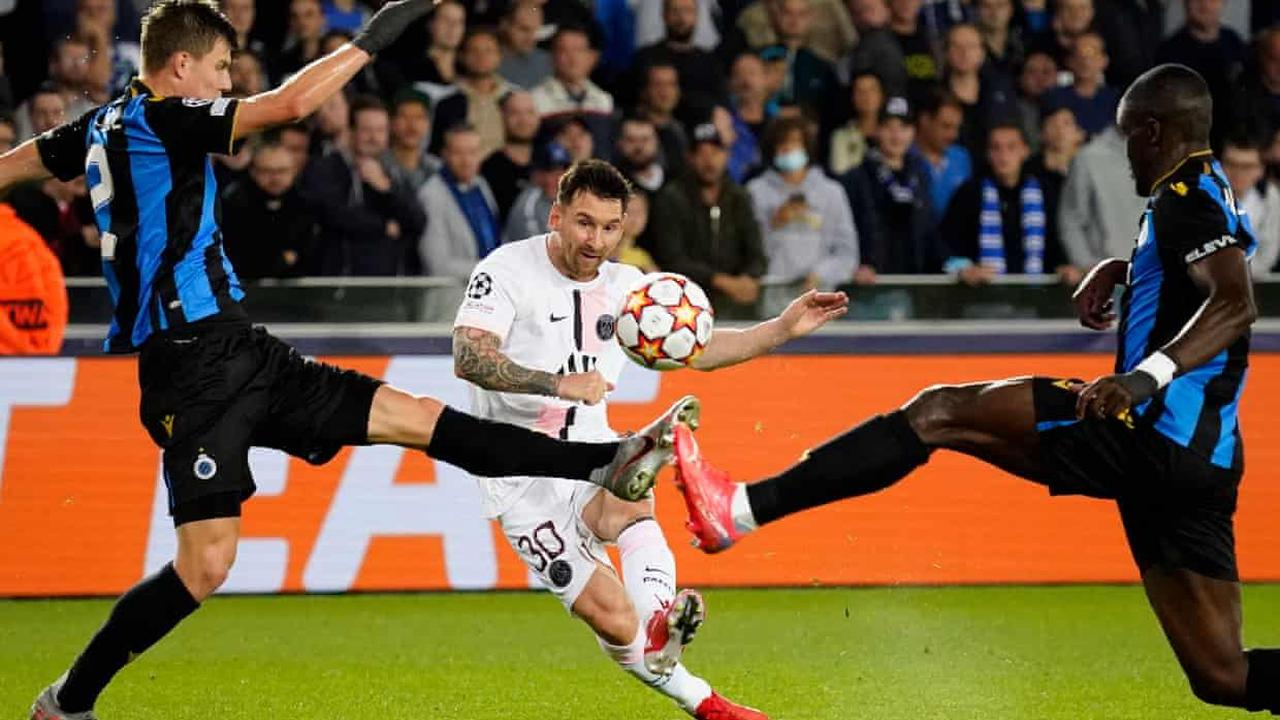 Champions League: PSG held on Messi's first start while Haller hits four for Ajax