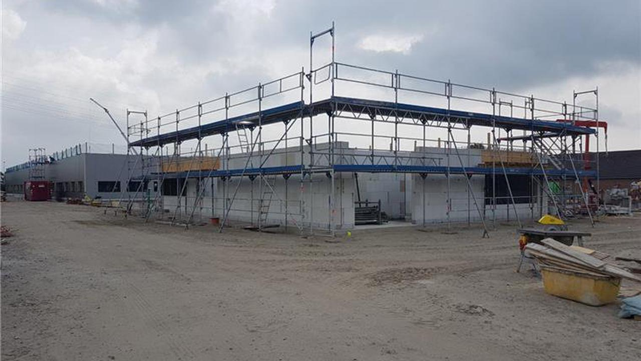 Post bekommt neues Verteilzentrum im Fischereihafen