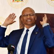 Chief Justice Mogoeng Questions ConCourt Candidate's Friendship With Pravin Gordhan. See More